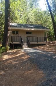 Del Oro Cabin Steps